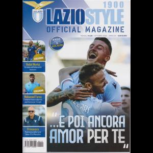 Lazio Style 1900 - n. 119 - mensile - ottobre 2020