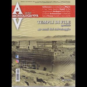 Archeologia Viva - Templi di File - n. 204 - bimestrale - 24/10/2020