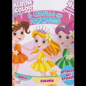 Toys2 Color & Sticke - Il Castello delle principesse - n. 47 - bimestrale - 22 ottobre 2020 -