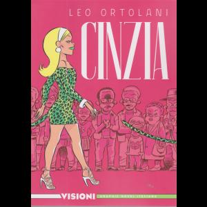 Graphic Novel Italia - Visioni - Cinzia -N. 26 - Leo Ortolani - settimanale -