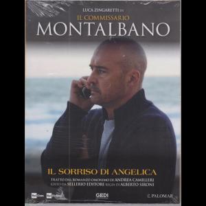Luca Zingaretti in Il commissario Montalbano - Il sorriso di Angelica - n. 29 - 27/10/2020 - settimanale -