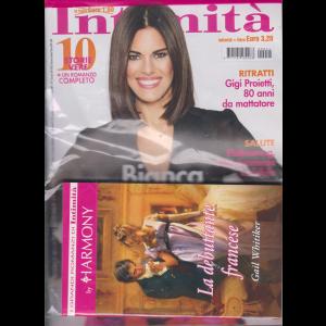 Intimita' + i grandi romanzi di Intimità by Harmony - La debuttante francese - n. 44 - 4 novembre 2020 - settimanale