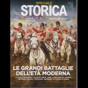 Speciale Storica - Grandi battaglie - Le grandi battaglie dell'età moderna. - n. 3 - novembre 2020 - trimestrale
