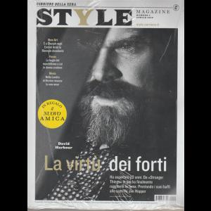 Style Magazine - Mensile n. 4 Aprile 2018 + Amiva Pocket n.4/2018