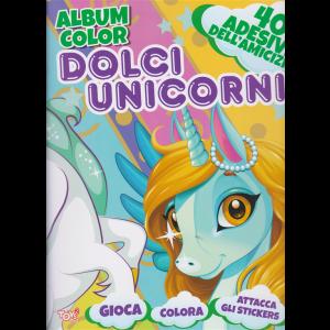 Toys2 Serie Rosa - Album color Dolci unicorni - n. 88 - bimestrale - 29 ottobre 2020