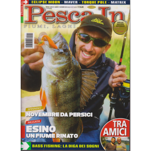 Pesca In - n. 11 - mensile - novembre 2020