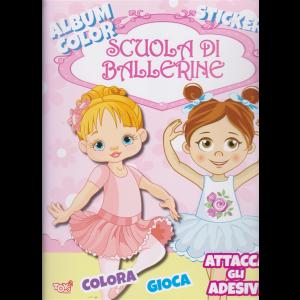 Toys2 Play - Album color Scuola di ballerine - n. 43 - bimestrale - 29 ottobre 2020