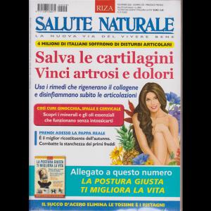 Salute Naturale + il libro La postura giusta ti migliora la vita - n. 259 - novembre 2020 - mensile - rivista + libro