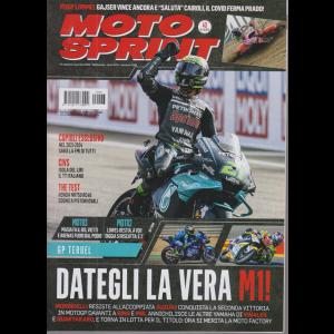 Motosprint - n. 43 - settimanale - 27 ottobre / 2 novembre 2020 -