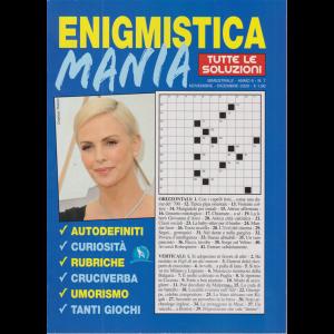 Enigmistica Mania - n. 7 - bimestrale - novembre - dicembre 2020