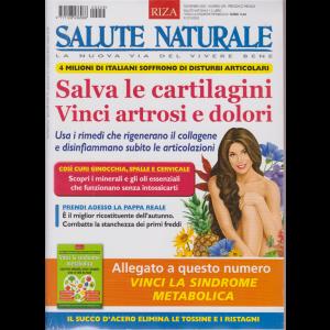 Salute Naturale + Vinci la sindrome metabolica - n. 259 - novembre 2020 - mensile - 2 riviste