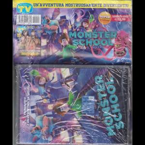 Sorrisi e Canzoni tv + il dvd Monster school -