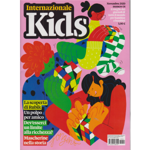 Internazionale Kids - n. 14 - mensile - novembre 2020