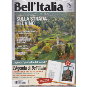 Bell'italia + l'agenda di Bell'Italia - n. 415 - mensile - novembre 2020
