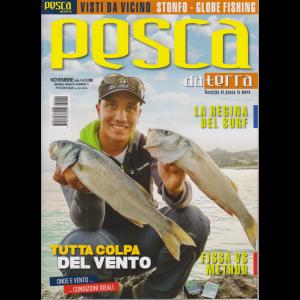 Pesca da Terra - n. 11 - novembre 2020 - mensile