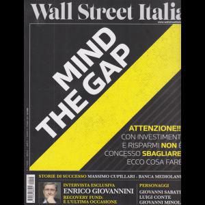 Wall Street Italia - n. 10 - mensile - ottobre 2020