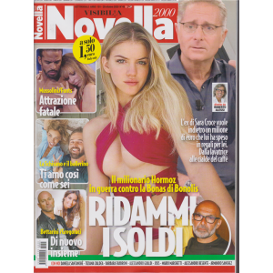 Novella 2000 - n. 45 - settimanale - 28 ottobre 2020