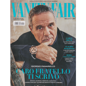 Vanity Fair  - n. 44 - settimanale - 4 novembre 2020