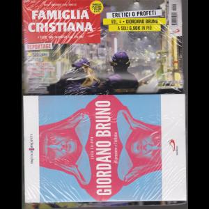 Famiglia cristiana - + il libro di Luca Crippa - Eretici o profeti - Giordano Bruno - Il pensiero e l'infinito - n. 44 - settimanale - 1 novembre 2020