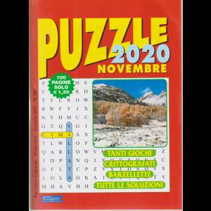 Puzzle 2020 - n. 347 - novembre - gennaio 2021 - 100 pagine