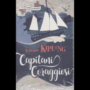 I grandi classici per ragazzi - Capitani coraggiosi di Rudyard Kipling - n. 27 - settimanale - 24/10/2020 -