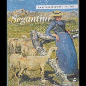 I maestri dell'arte italiana - Segantini - n. 42 - 29/10/2020 - settimanale -