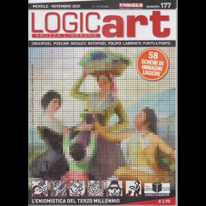 Logic Art - n. 177 - mensile - novembre 2020
