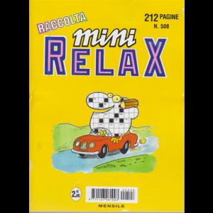 Raccolta Mini relax - n. 508 - mensile - novembre 2020 - 212 pagine