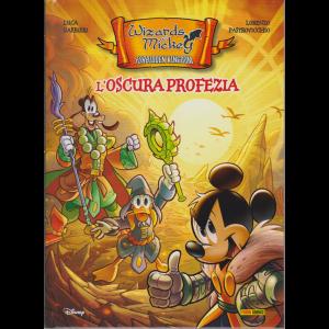 Topolino Fuoriserie - n. 3 - L'oscura profezia - trimestrale - novembre 2020 - copertina rigida