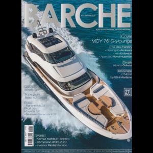 Barche - n. 11 - novembre 2020 - mensile - italiano - inglese