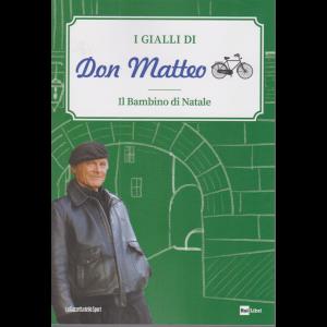 I Gialli di Don Matteo - Il bambino di Natale - n. 10 - settimanale -
