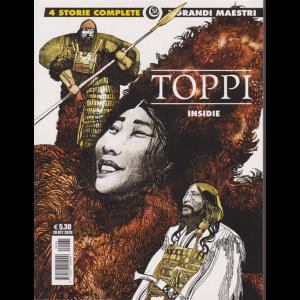 Gli albi della Cosmo - I grandi maestri . n. 52 - Toppi - Insidie -   28 ottobre 2020 - mensile