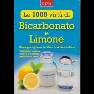 Salute naturale - Le 1000 virtù di bicarbonato e limone - n. 259 - novembre 2020 -