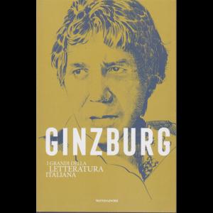 I grandi della letteratura italiana - Ginzburg - n. 27 - settimanale - 27/10/2020