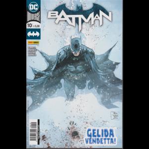 Batman -n. 10 -Gelida vendetta! -  quindicinale - 29 ottobre 2020