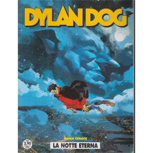 Dylan Dog - La notte eterna - n. 410 - novembre 2020 - mensile