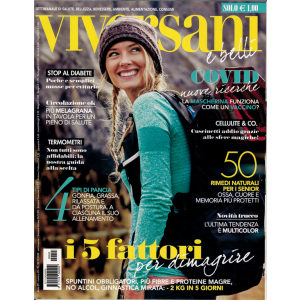 Viversani e Belli settimanale n. 45 - 30/10/2020