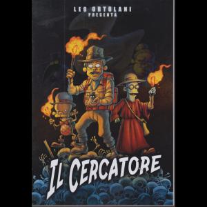 Leo Ortolani  presenta Il cercatore - n. 100 - bimestrale - 29 ottobre 2020 -