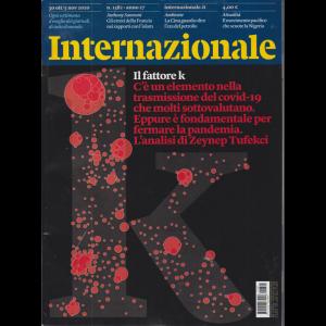 Internazionale - n. 1382 - 30 ottobre/5 novembre 2020 - settimanale
