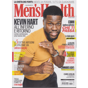 Men's Health - n. 220 - mensile - ottobre 2020