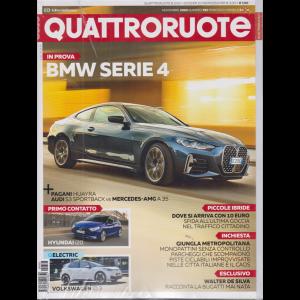 Quattroruote + Q Suv & Crossover - n. 783 - novembre 2020 - mensile - 2 riviste