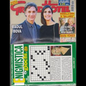 Grand Hotel + Enigmistica & giochi di Telesette - n. 45 - settimanale - 30 ottobre 2020 - 2 riviste