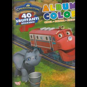 Toys2 Serie Oro - Album color Chuggington - n. 45 - bimestrale - 29 ottobre 2020