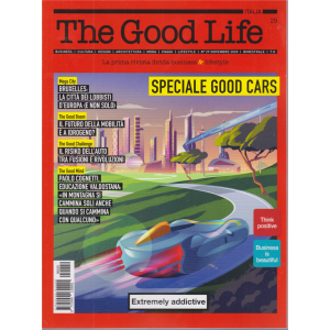 The Good Life - n. 29 - bimestrale - novembre 2020
