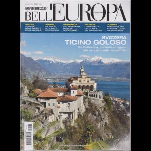 Bell'europa e dintorni -  -n. 331 - mensile - novembre 2020 -