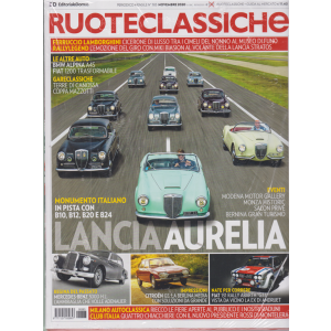 Ruoteclassiche + Guida al mercato 2020 - 1n. 383 - mensile - novembre 2020 - 2 riviste