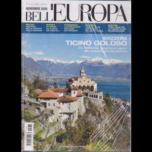 Bell'europa e dintorni + il calendario Bell'Europa 2021 - n. 331 - mensile- novembre 2020