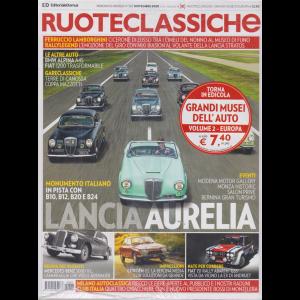 Ruoteclassiche + Grandi musei dell'auto Europa - n. 383 - mensile - novembre 2020 - 2 riviste