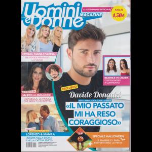 Uomini e Donne Magazine - n. 27 - settimanale - 30 ottobre 2020