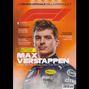 La rivista ufficiale della formula 1 - n. 4